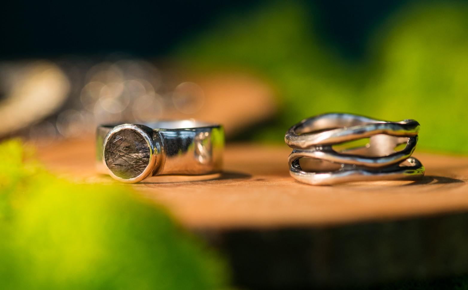 juvelyriniai dirbiniai, žiedai